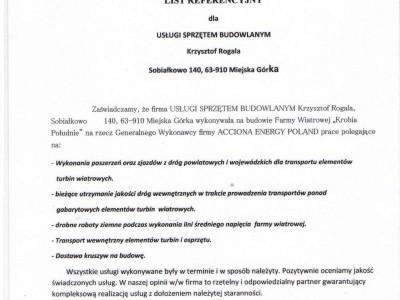 maszyny budowlane Krzysztof Rogala referencje referencjeacciona0srcset